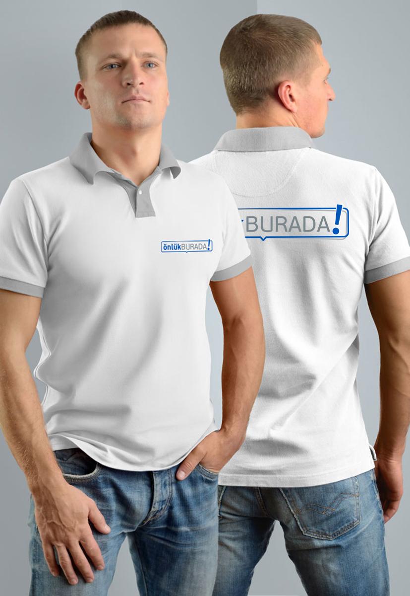Eski Tişörtler Önlük Oldu